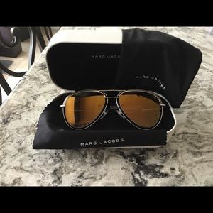 Marc Jacobs fashion sunglasses